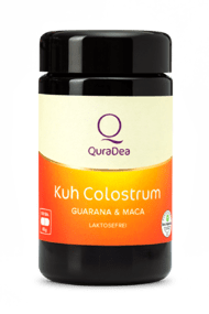 cow colostrum with guarana and maca